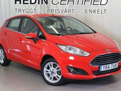 gebraucht Ford Fiesta 1.0T 100HK TREND PLUS