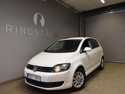 begagnad VW Golf Plus 1.4 TSI 122 HK 9100MIL -11