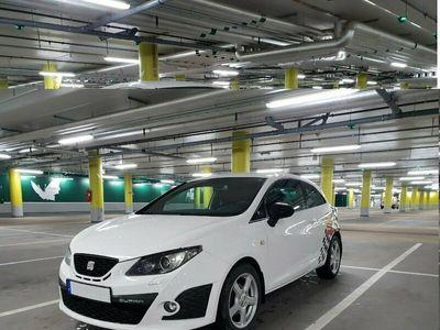 begagnad Seat Ibiza Cupra 1.4 TSI DSG