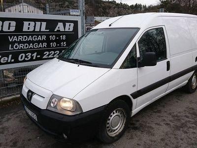 begagnad Peugeot Expert 2,0 HDI 3-SITS -06