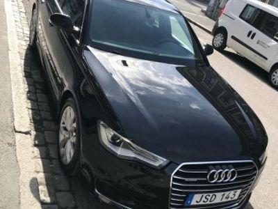 begagnad Audi A6 -15