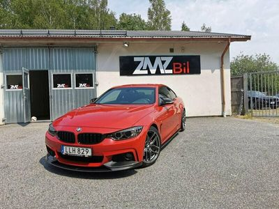 begagnad BMW 420 d xDrive Coupé Steptronic M Sport Euro 6 184hk