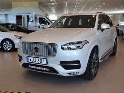 brugt Volvo XC90 D5 AWD (235hk)