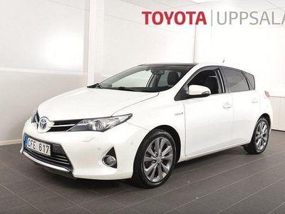 begagnad Toyota Auris 1,8 Elhybrid 5Dr Executive Panor