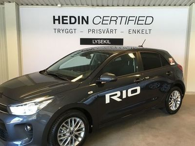 gebraucht Kia Rio 1.2 Advance Plus Demo