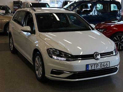 begagnad VW Golf SC 1.0TSi / Drag / Backkamera