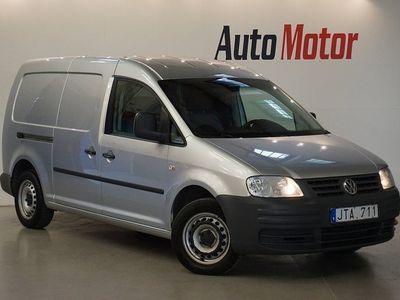 begagnad VW Caddy Maxi 1,9 Tdi