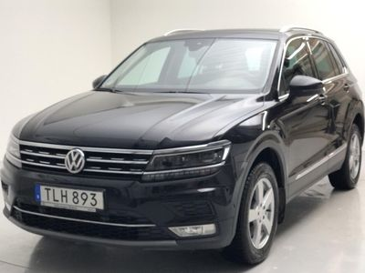 begagnad VW Tiguan VW 2.0 TDI 4MOTION 2017, SUV 265 000 kr