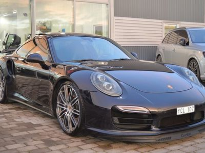 begagnad Porsche 991 Turbo 600hk
