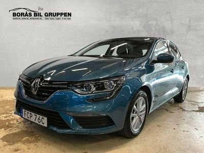 begagnad Renault Mégane 1,3 TCe 140 Zen GPF 5-d