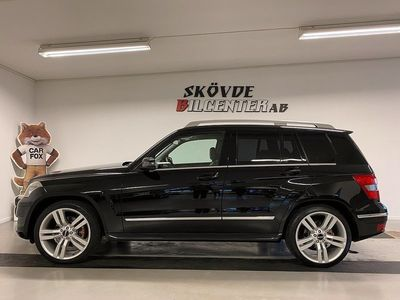 begagnad Mercedes GLK320 CDI 4MATIC/7G-Tronic/Nyservad