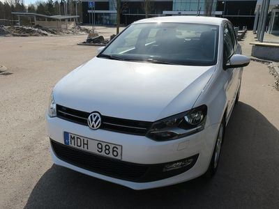 begagnad VW Polo 1.2 Tsi 90hk 5-dr Masters