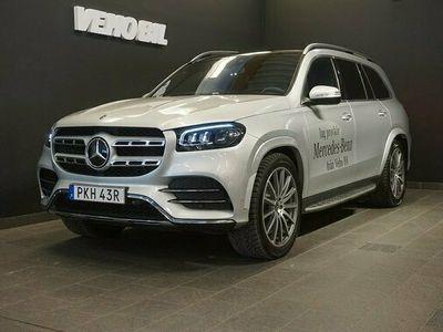 begagnad Mercedes 400 GLS Benzd 4MATIC AMG Line Premium Plus 4 2 2020, SUV Pris 1 029 000 kr