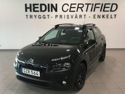 begagnad Citroën C4 Cactus 1.2 PureTech EGS, 82hk, 2017