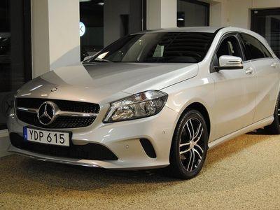 begagnad Mercedes A180 d, Euro 6, 109hk