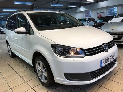 begagnad VW Touran 1.4 (150hk)*TSI*Aut*5000Mil