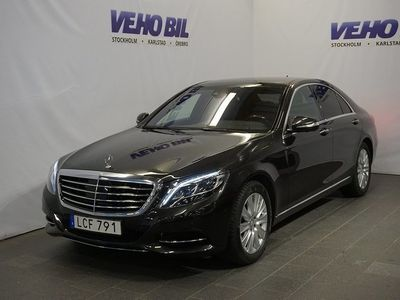 used Mercedes S350 d V6 4MATIC Euro 6 258hk