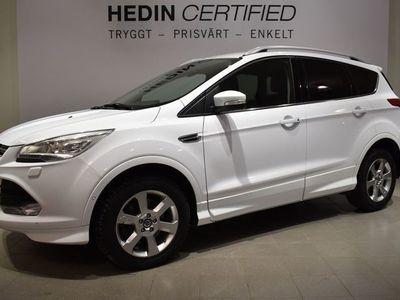 begagnad Ford Kuga 2.0TDCi 150 hk AWD Automat ST-line Drag