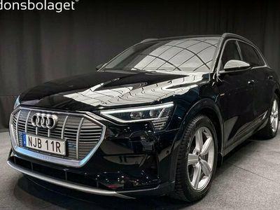 begagnad Audi E-Tron e-tron quattro - 50 Quattro S-Line Drag 2020, Personbil Pris 649 000 kr