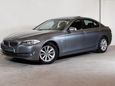 begagnad BMW 530 d Sedan Steptronic 258hk