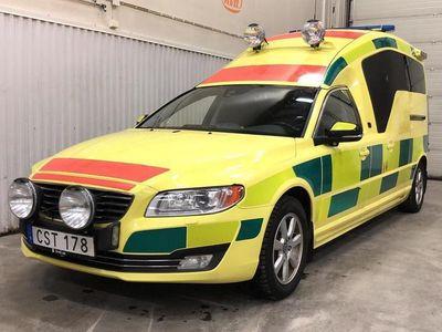 begagnad Volvo V70 D5 Ambulans