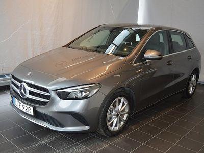 begagnad Mercedes B180 Euro 6 136hk
