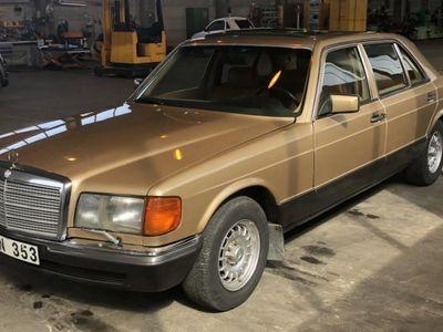 brugt Mercedes 380 sel-82