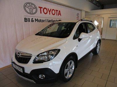 begagnad Opel Mokka 1.4 Turbo Automat 140hk Premium