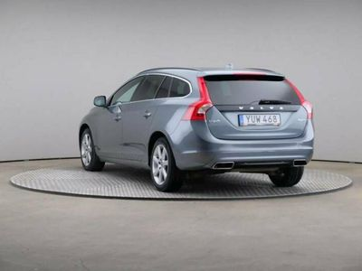 begagnad Volvo V60 D4 Classic Momentum Aut