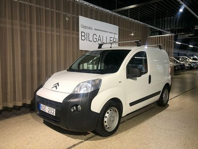begagnad Citroën Nemo 1.2 HDi EGS 75hk dieselvärmare & drag