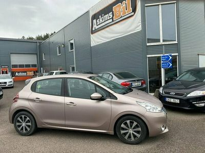 begagnad Peugeot 208 5-dörrar 1.4 e-HDi 1 ägare lågmilare 68HK