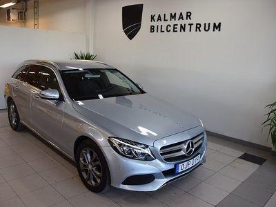 begagnad Mercedes C220 d Kombi 4MATIC 9G-Tronic Euro 6 170hk