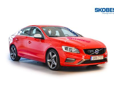 begagnad Volvo S60 T3 Your R-Design
