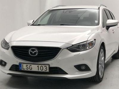 begagnad Mazda 6 2.2 DE Kombi
