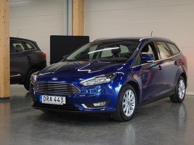 gebraucht Ford Focus 1.0 100 Titanium Kombi