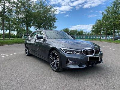 begagnad BMW 330 i Sedan Luxury Line Winter