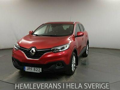 begagnad Renault Kadjar 1.5 dCi (110hk)