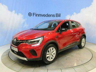 begagnad Renault Captur TCe 140 Zen EDC 2021, Halvkombi Pris 240 300 kr