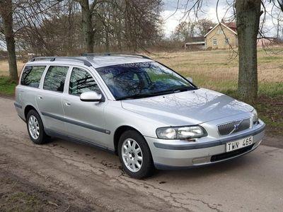 begagnad Volvo V70 Svensksåld, 2.4 140hk