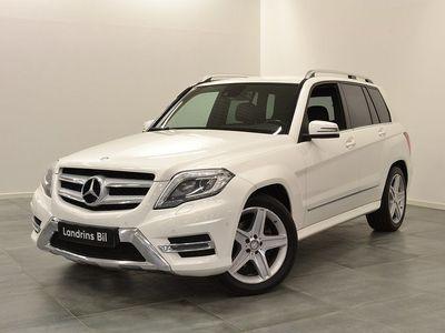 begagnad Mercedes GLK220 CDI 4MATIC Aut AMG Sport 170hk D.Värmare
