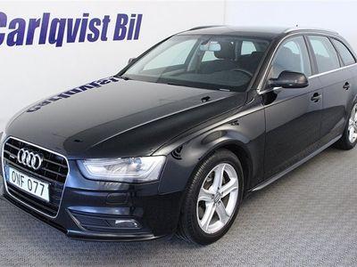 gebraucht Audi A4 AVANT QUATTRO 4x4 2,0 TDI 190HK Sport Edition Navi Aut