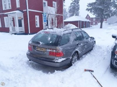 brugt Saab 9-5 rep obejekt alt reservdels bil -05