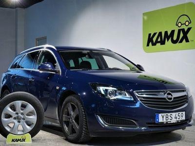 gebraucht Opel Insignia 2.0 CDTI 4x4 ST D-värm Drag (170hk)