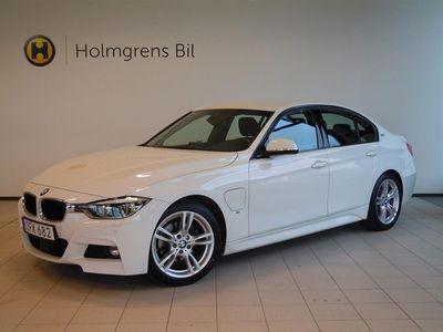 begagnad BMW 330e M Sport Navigation Skinn Laddhybrid