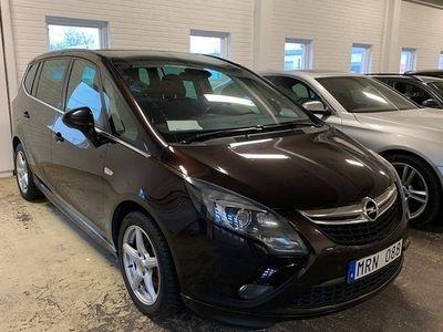 begagnad Opel Zafira Tourer 2.0 CDTI 7-sits 165hk
