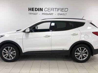 begagnad Hyundai Santa Fe 2.2 4WD AUT 200hk Fri hemleverans