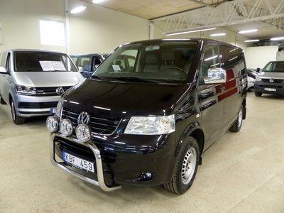 gebraucht VW Transporter T5 Skåp TDI 184 hk Automat Komfortpaket Värmare Drag
