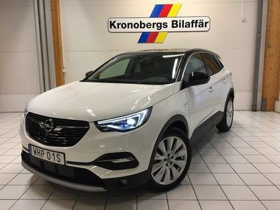 begagnad Opel Grandland X 2.0 Automat 177hk Business