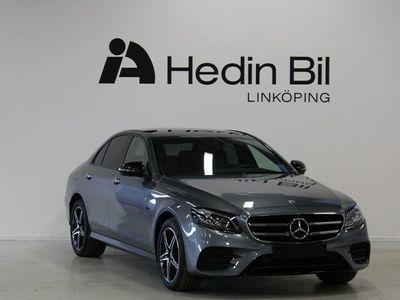 begagnad Mercedes E300 AMG-LINE KEYLESS-GO BURMESTER PANORAMA MULTIBEAM