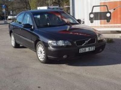 brugt Volvo S60 2,4T AWD Automat -02